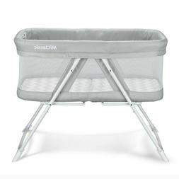 2in1 Rock&Stay Bassinet One-Second Fold Travel Crib Portable