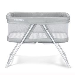 2in1 rocking bassinet one second fold travel