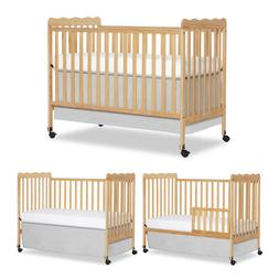 Convertible Baby Crib Cradle Nursery Day Bed Infant Playpen