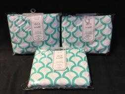 3 Pack American Baby Company 100% Natural Cotton Percale Fit