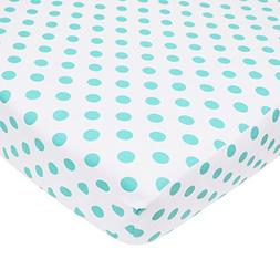 American Baby Company 100% Cotton Percale Standard Crib and