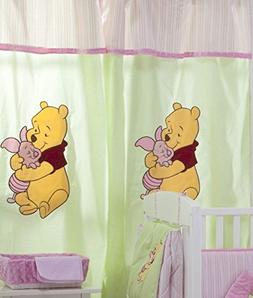 Blancho  Crib Bedding Collection Accessory - Window Curtain