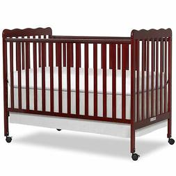 Dream On Me, Carson Classic 3 in 1 Convertible Crib in Cherr