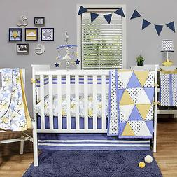 Stargazer 4 Piece Baby Bedding Set by The Peanut Shell
