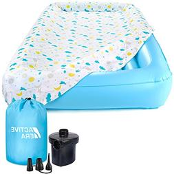 Active Era Air Mattress for Kids with Washable Fitted Sheet,
