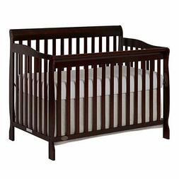 Ashton Convertible Crib, Espresso