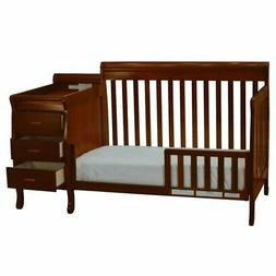 AFG Athena Kimberly 3 in 1 Convertible Crib and Changer Comb