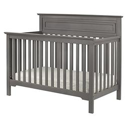 Autumn 4-in-1 Convertible Crib, Slate