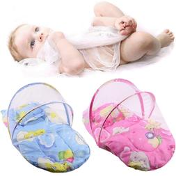 Baby Crib Bed Netting Children Beds Infant Nest Portable Tra