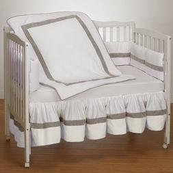 Baby Doll Bedding Classic II Mini Crib/Port-a-Crib Bedding S