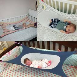 Baby Folding Portable Oxford Cloth Cot Bed Travel Playpen Ha