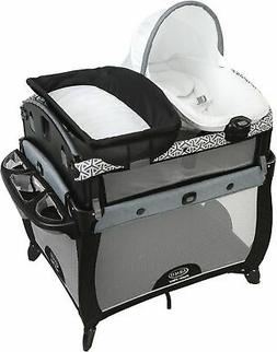 Graco Baby Pack 'n Play Newborn2Toddler Crib Bassinet Playar