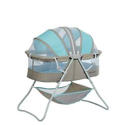 Dream On Me Bassinet Indoor Outdoor Baby Fabric Foldable Can