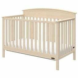 Graco Benton 5-in-1 Convertible Crib - Whitewash