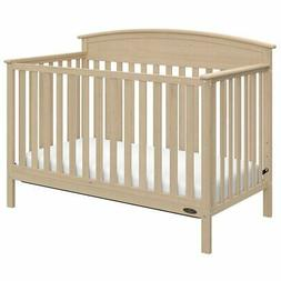 Graco Benton 5-in-1 Convertible Crib - Driftwood