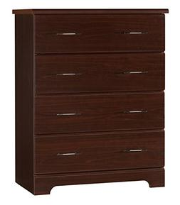Storkcraft Brookside 4 Drawer Chest - Espresso