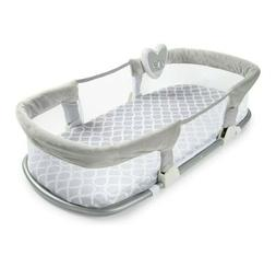 SwaddleMe By Your Side Sleeper White