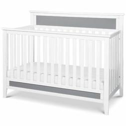 Carter's by DaVinci Connor 4-in-1 Convertible Crib, White an