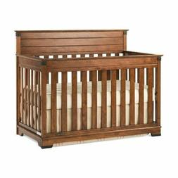Childcraft Redmond 4-in-1 Convertible Crib For Baby Toddler