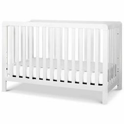 Carter's Colby 4-in-1 Low-Profile Convertible Crib - White