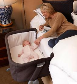 COSY TIME SLEEPER BASSINET COT CRIB BABY BED with Mattress C