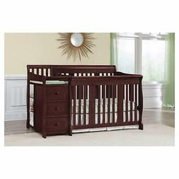 Baby Crib With Changing Table Toddler Bed Daybed Full Size B
