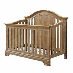 Baby Relax DA7790B4 Macy 4-in-1 Convertible Crib,in Natural
