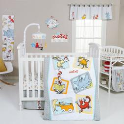 Trend Lab Dr. Seuss Friends Baby Nursery Crib Bedding CHOOSE