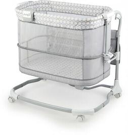 Ingenuity Dream & Grow Bedside Bassinet, Dalton
