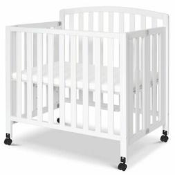 DaVinci Dylan 3 in 1 Folding Portable Mini Convertible Crib