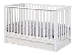 hillcrest fixed side convertible crib