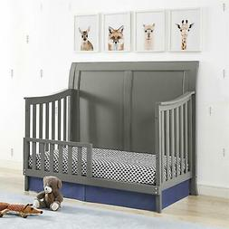 Baby Relax Hollis Toddler Guard Rail, Graphite Gray