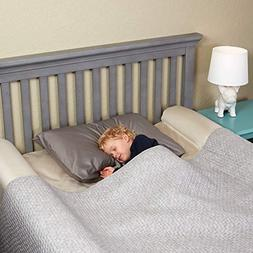 hiccapop Inflatable Bed Rail for Toddlers | Travel Bed Rail