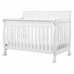 DaVinci Kalani 4-In-1 Convertible Crib, White