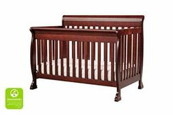 DaVinci Kalani 4-in-1 Convertible Crib with Toddler Rail, Ch