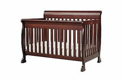 DaVinci Kalani 4-in-1 Convertible Crib with Toddler Rail,Che