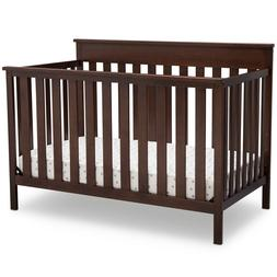 Delta Children Kingswood 4-in-1 Convertible Baby Crib Daybed