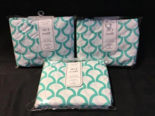 3 pack 100 percent natural cotton percale