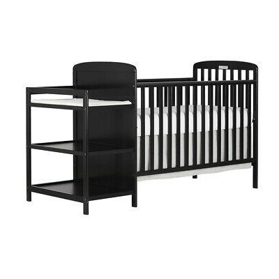 4-in-1 Toddler Bed W/