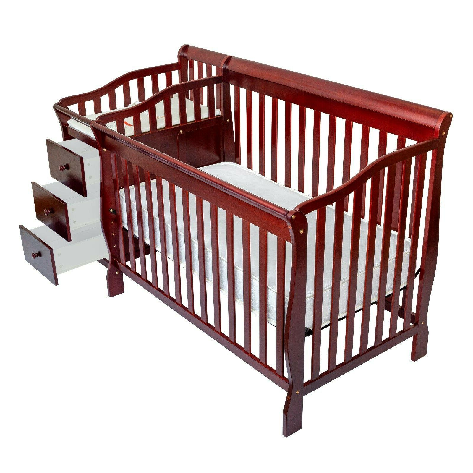 Full Changing Table