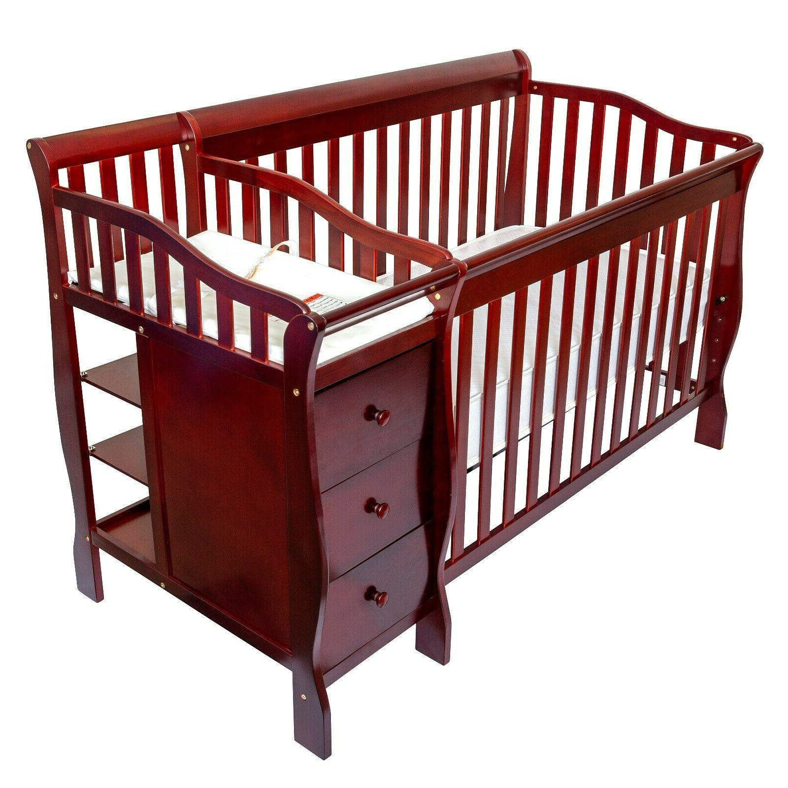 Fizzy 5 in Full Changing Table