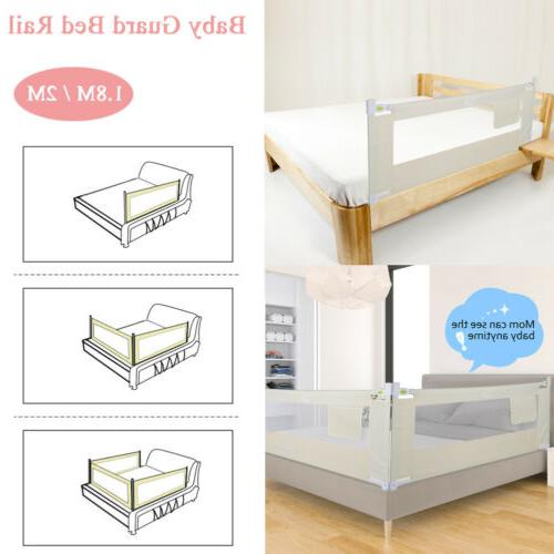 59 79 foldable toddler bed rail baby