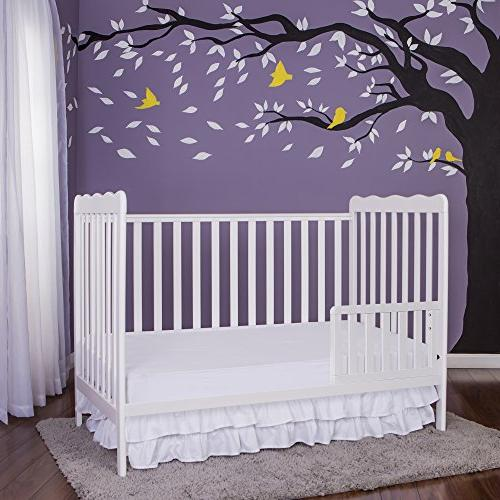 Dream On Me, 3 in Crib,