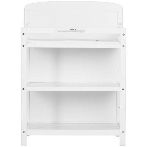 Dream 4 in Size N Changing Table White Convertible