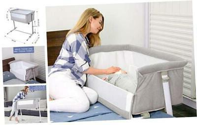 baby bassinet ronbei bedside sleeper baby bed