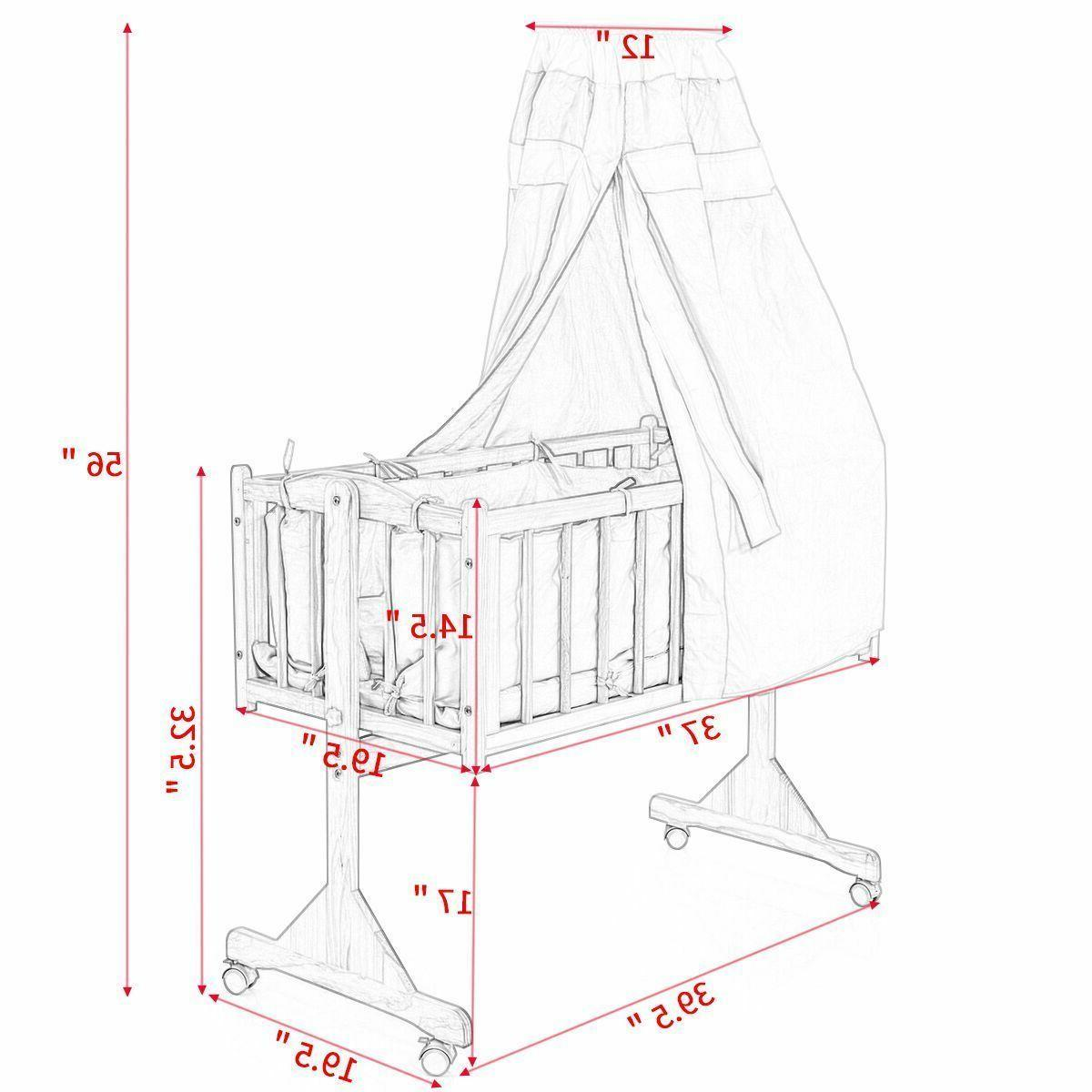 Pine Newborn Toddler Furniture