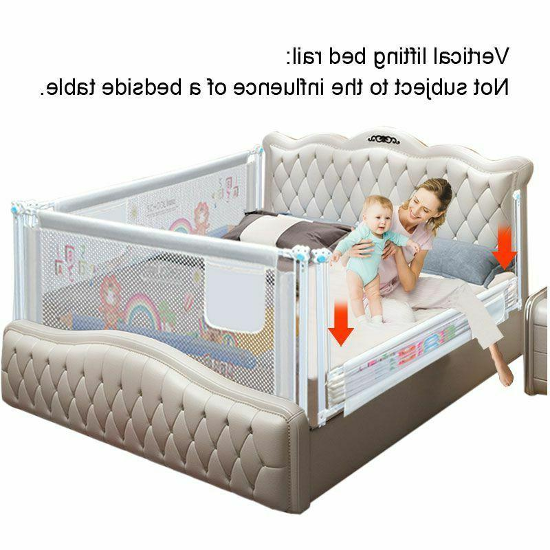 Baby Fence Playpen Safety Gate Child Barrier Rails Fencing