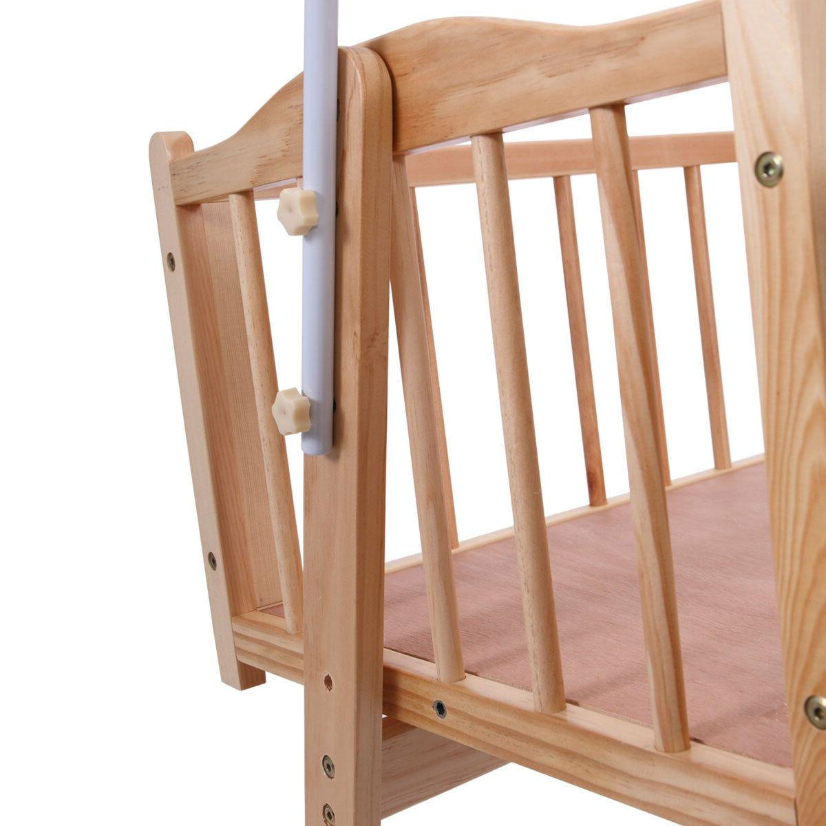 Baby Child Cradle Side Bed Daybed Furniture