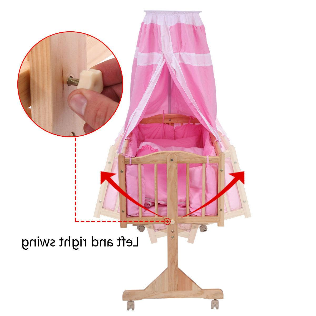 Pine Wood Toddler Bed Furniture Safety