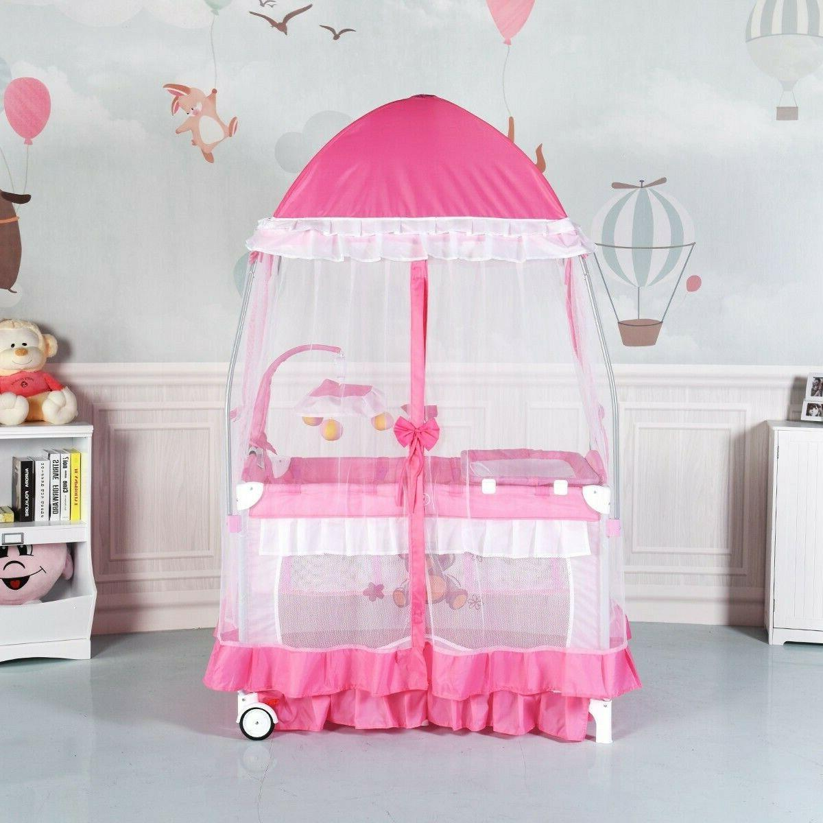 Furniture Infant Newborn Playpen